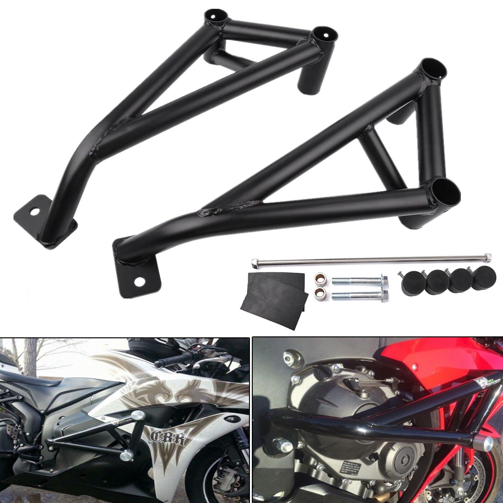 CBR 1000RR Motorcycle Black Engine Highway Crash Bar Guard Protector for Honda CBR1000RR 2008 2009 2010 2011 2012 2013 2014 2015