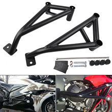 цена на CBR 1000RR Motorcycle Black Engine Highway Crash Bar Guard Protector for Honda CBR1000RR 2008 2009 2010 2011 2012 2013 2014 2015