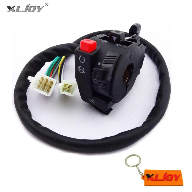 22mm Handlebar Switch W//Choke ATV Quad TaoTao Kazuma Sunl 50 90 125 200 250cc