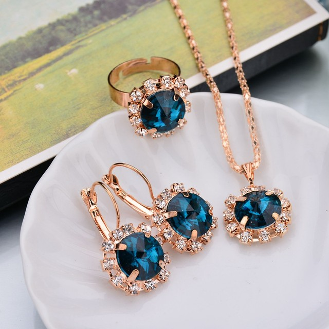 Luxuories Jewelry Sets...