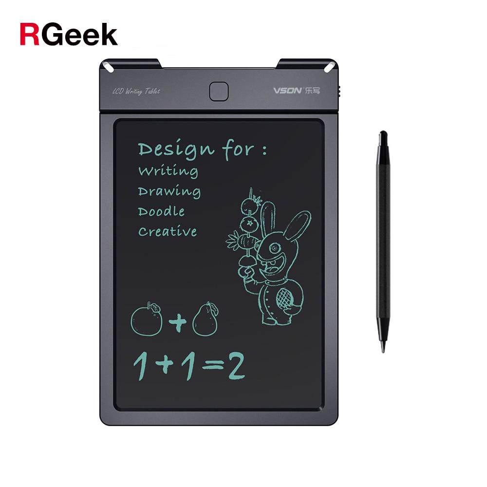RGeek 9 Inch LCD Writing Tablet Digital Drawing Tablet Handw