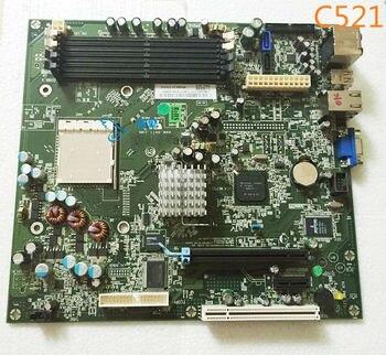 CN-0HY175 HY175 Voor DELL Dimension C521 Desktop Moederbord Moederbord 100% getest volledig werken