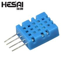 10 шт./лот DHT11 DHT-11 цифровой датчик температуры и влажности для arduino Diy Kit