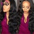 Birmanês onda do corpo do cabelo virgem 3 pacotes ofertas não transformados 8a cabelo virgem birmanês onda do corpo do cabelo virgem luz solar cabelo empresa