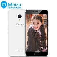 Original Meizu M5 Global ROM OTA 3GB 32GB Mobile Phone MTK MT6750 Octa Core 5.2