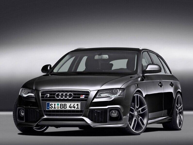 Free Shipping 14Pcs/Lot car-styling Xenon White Canbus PackageKit <font><b>LED</b></font> Interior Lights For Audi A4 B8 8K