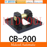 SC standard cylinder fittings installed base double earring CB 200 bore 200mm