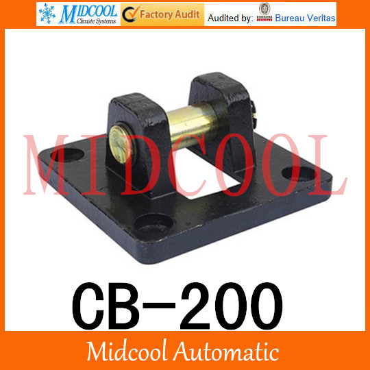 SC standard cylinder fittings installed base double earring  CB-200 bore 200mm festo lbn 12 16 double earring support 6058