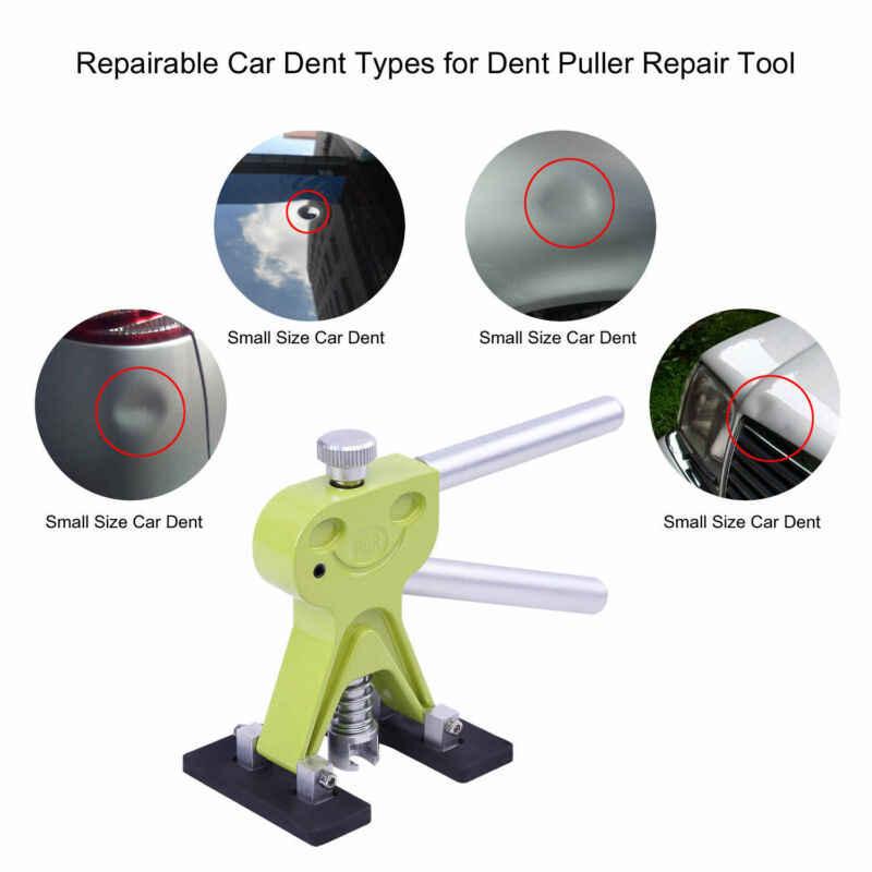 PDR инструменты безболезненный вмятин ремонт подъемник PDR инструменты града удаления T барный кран вниз комплект молотков