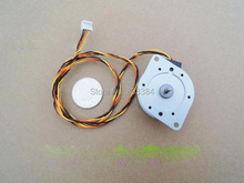 2PCS New Japanese OKI Printer motor Circular 42mm Stepper Motor With Step Angle 7 5 and