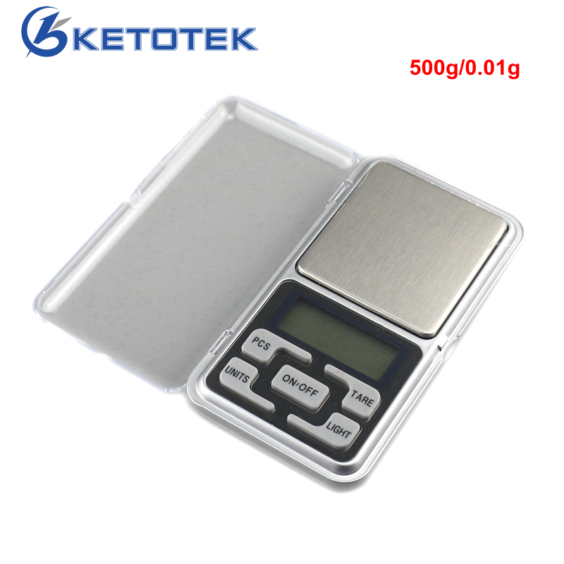 500g Mini Scales Electronic Pocket Scale 0.01g Jewelry Balance Laboratory Scales high quality precise jewelry scale pocket mini 500g digital electronic balance brand weighing scales kitchen scales bs