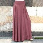 #35 Skirts Women Red...