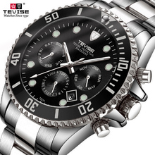 Drop Shipping Tevise Brand Automatic Watch Men Mechanical