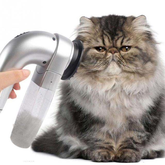 Pet Hair Remover Shed Pal Incredible Cordless Pet Vac Dog Cat Grooming Vacuum System Clean Fur 1