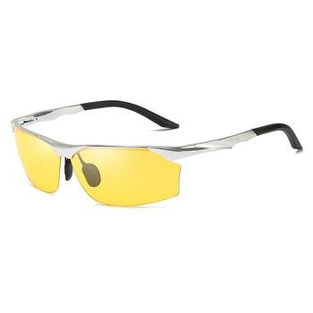 66ab8b999e Visión Gafas Nocturna De Conducción Deportes Sol Polarizadas L3Rjq4A5