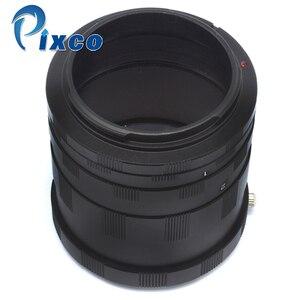 Image 1 - Макроудлинительная трубка ADPLO для CANON EOS EF DSLR Camera 4000D (3000D), 2000D (1500D), 6D Mark II из металла (не пластика)