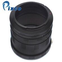 ADPLO Macro Extension Tube Voor CANON EOS EF DSLR Camera 4000D (3000D), 2000D (1500D), 6D Mark II Gemaakt van metaal (geen plastic)
