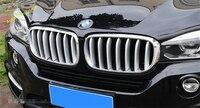 2 Scelta Per BMW X5 F15 2014-2017/X6 F16 2015-2018 Griglia Anteriore Grill Copertura Trim Stampaggio Guarnisce Un Set
