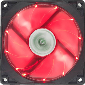 Arsylid TW9025 9cm 90mm LED fan blue red color LED light cooling fan for CPU cooler Replace fan