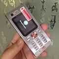 Original de sony ericsson w880 w880i teléfonos celulares desbloqueados w880 teléfono 3g bluetooth reproductor de mp3 y un año de garantía