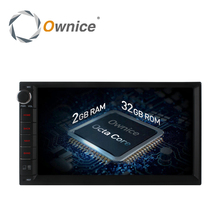 Ownice C500 1024*600 Android 6.0 Octa 8 core Radio 2 din universal car radio Player GPS no dvd support 4G LTE Network DAB+ TPMS
