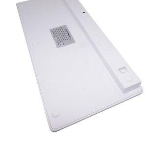 Image 5 - Fransız Rusça İngilizce İspanyolca kablosuz bluetooth 3.0 klavye Tablet Laptop Smartphone için Desteği iOS Windows Android Sistemi