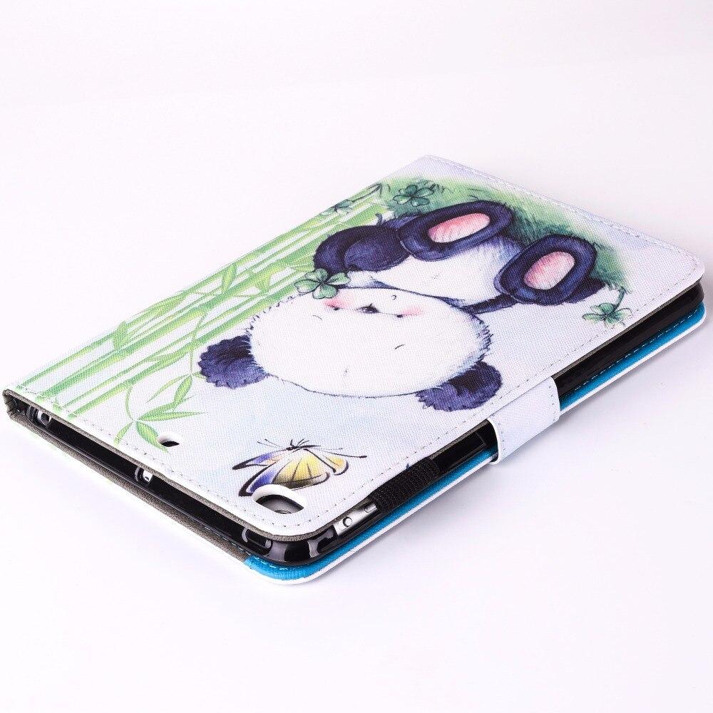 Coque iPad Mini 4 için Tablet Çocuk Durumda Yeni Hayvan Baskılı - Tablet Aksesuarları - Fotoğraf 5