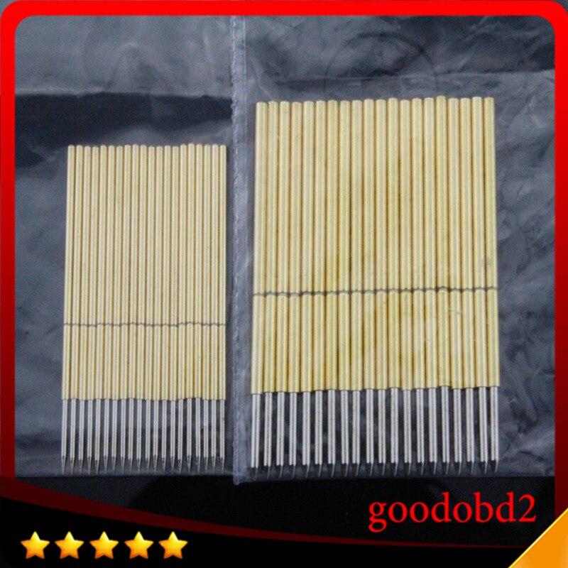Auto ECU chip werkzeug BDM rahmen pin für 40 stücke nadeln. BDM PIN nadeln unterstützung BDM100 ECU programmierer ktag kess und bdm rahmen produkt