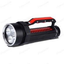 Well designed diving LED flashlight 4 lights portable magneto LED lamp waterproof lamp searchlight LED lamp