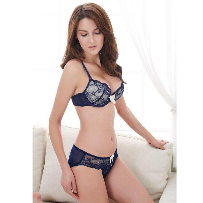 Aliexpress.com : Buy 2015 newest autumn womens blue floral lace ...