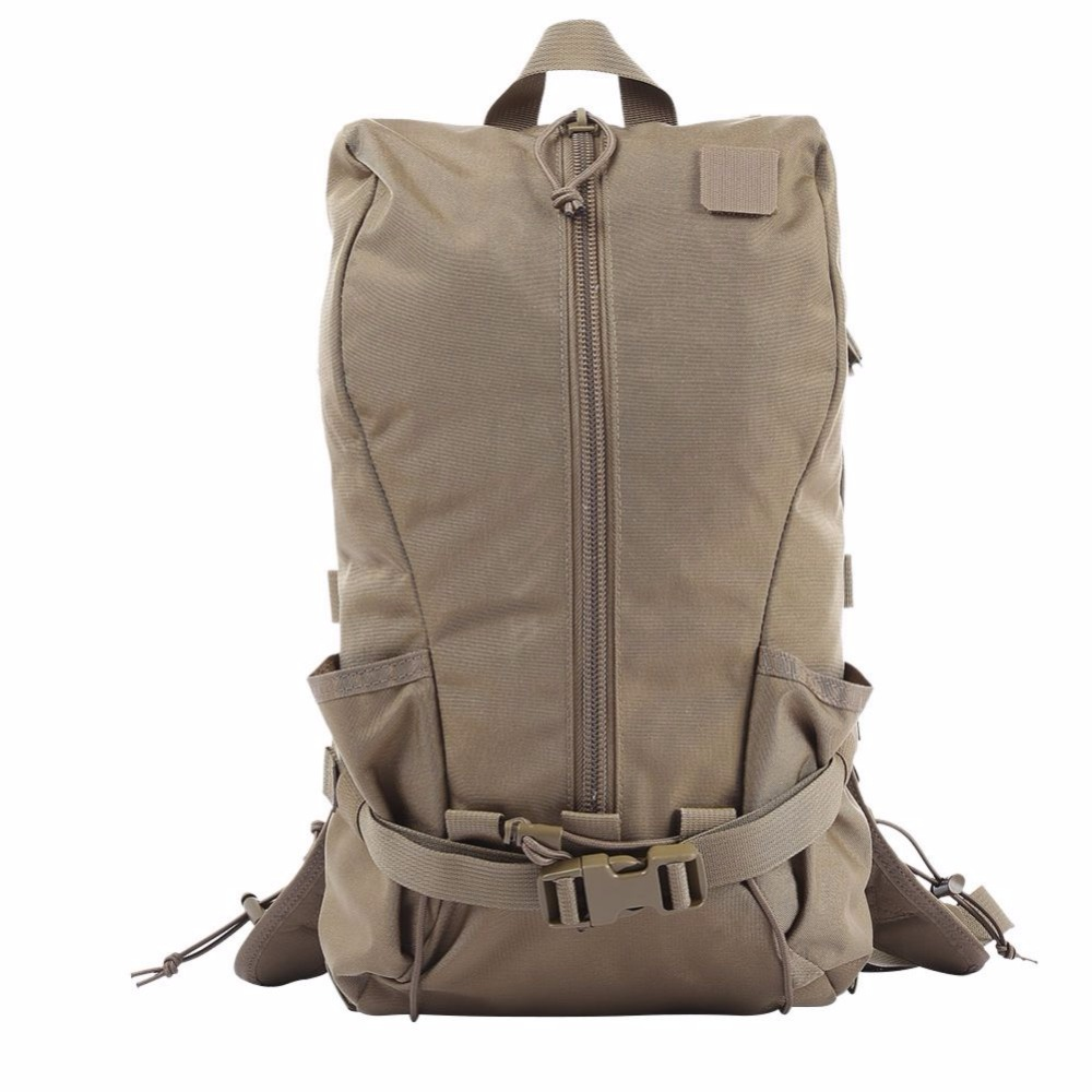 ФОТО Mountaineering Backpack Hiking Pack Base Bag Shoulder Open Design Assault Military Bag