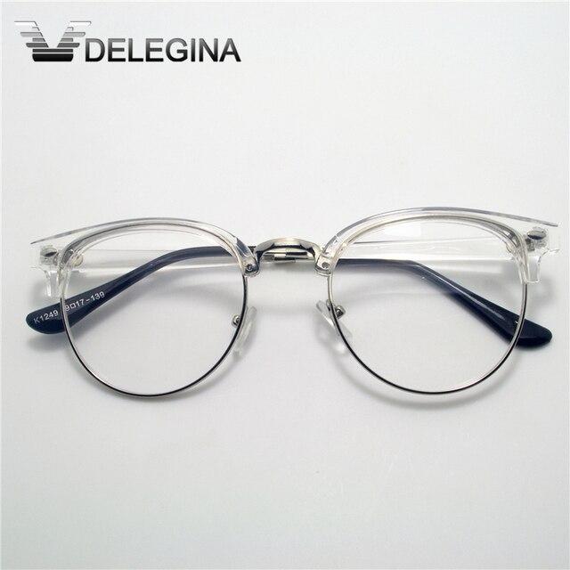 2a1bf1801f 4 Colores Superstar 100% Miopía TR90 Gafas Retro marcos de Anteojos Marcos  de Los Vidrios