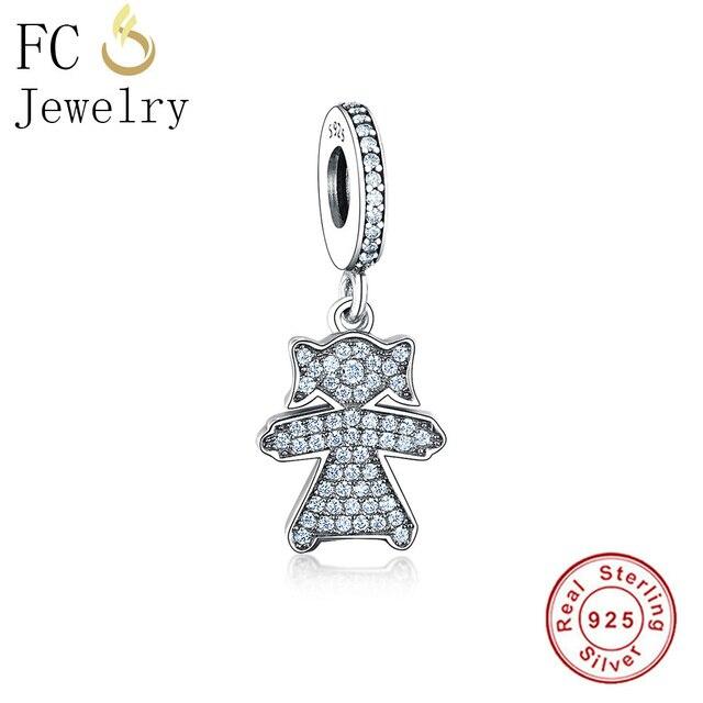 49e44529e קנו חרוזי ותכשיטים | FC Jewelry Fit Original Pandora Charm Bracelet ...