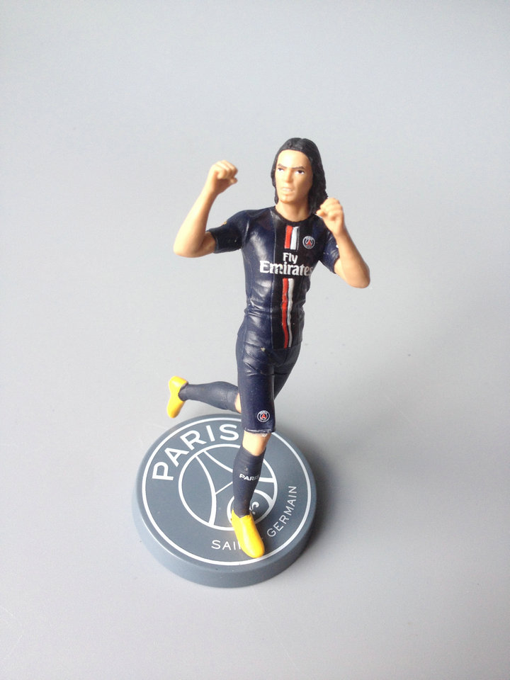 Plastic Pvc Model  Figure  Model  Soccer  Star