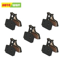Autoway - Resin Bicycle Disc Brake Pads For Formula The One R1 R1R RO RX T1 Mega FR C1 CR3 Bike Parts 4 Pairs