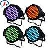 ZjRighrt 4pcs Lot Alloy Material 90W RGB Led Par Lights For Large Scale Concert Dmx512 Stage