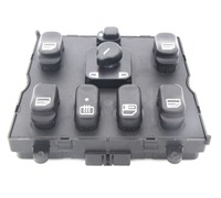 OE 1638206610 ELECTRIC MASTER WINDOW SWITCH CONSOLE FOR MERCEDES M CLASS ML 230 ML 320 ML