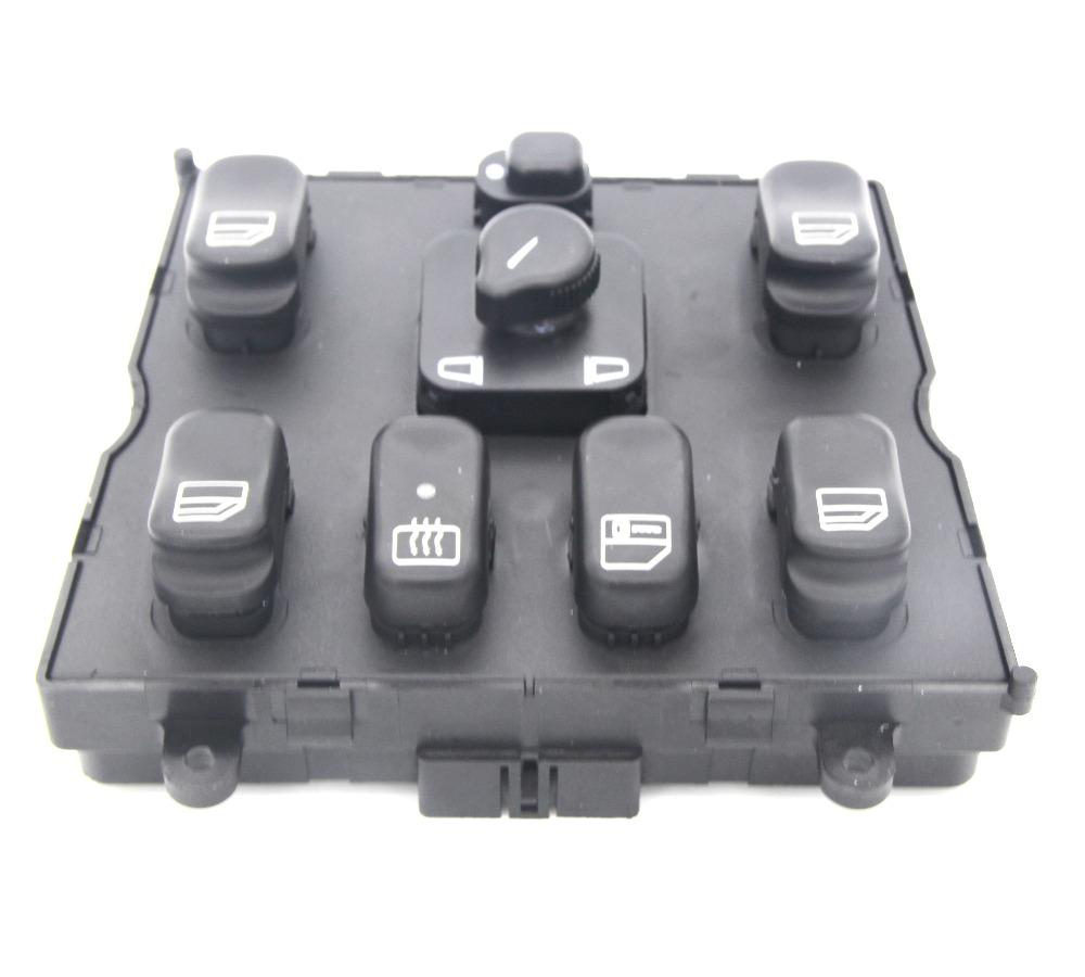 1638206610 ELECTRIC MASTER WINDOW SWITCH CONSOLE FOR MERCEDES M-CLASS ML 230 ML 320 ML 350 ML 430