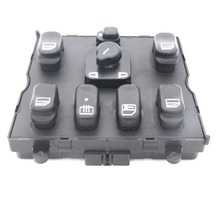 OE 1638206610 ELECTRIC MASTER WINDOW SWITCH CONSOLE FOR MERCEDES M-CLASS ML 230 ML 320 ML 350 ML 430