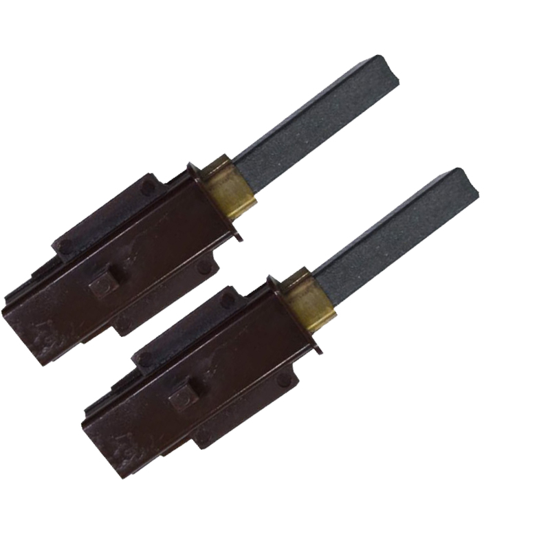 2Pcs Carbon Brush For Ametek Lamb Electric Vacuum Motor Carbon Brush 2311480, 333261, 33326-1 Motor parts 10pcs 14mmx8mmx5mm power tool electric motor carbon brush replacement