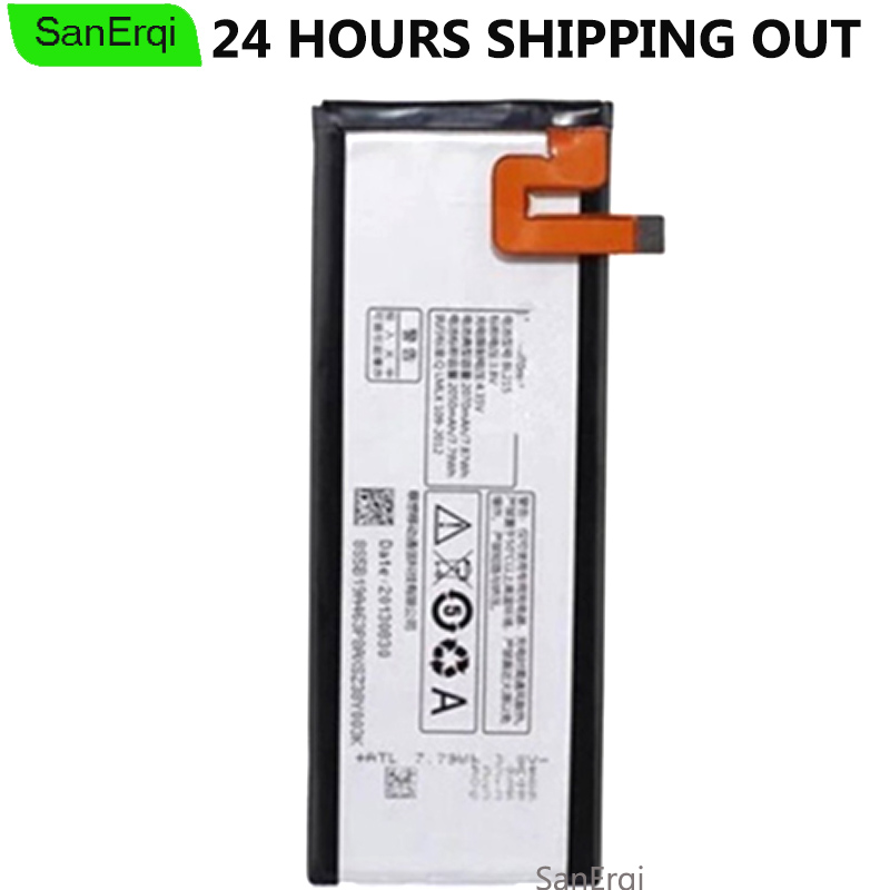 for <font><b>Lenovo</b></font> VIBE X <font><b>S960</b></font> S968T <font><b>Battery</b></font> BL215 2070mAh <font><b>battery</b></font> High Quality replacement image