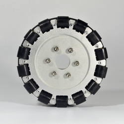 152mm Doppel Alumium Omni Rad grundlegende 14085