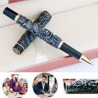 Высококачественная Шариковая ручка Jinhao Dragon-новинка, роскошная Изысканная шариковая ручка, канцелярские принадлежности, Caneta De Luxo