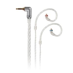 Image 1 - FiiO LC 2.5C/3.5C/4.4C Hand Woven MMCX Balanced earphone replacement cable for Shure/Westone/JVC/FiiO