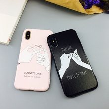 Cartoon Printed Phone Case for iPhone