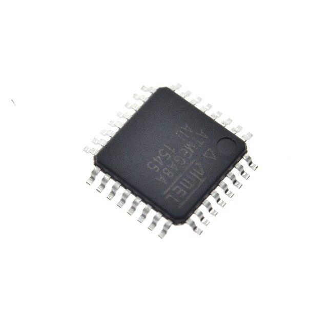 50 PCS/LOT X New ATMEGA8 ATMEGA8A AU TQFP32 Instead of (ATMEGA8L 8AU and ATMEGA8 16AU )