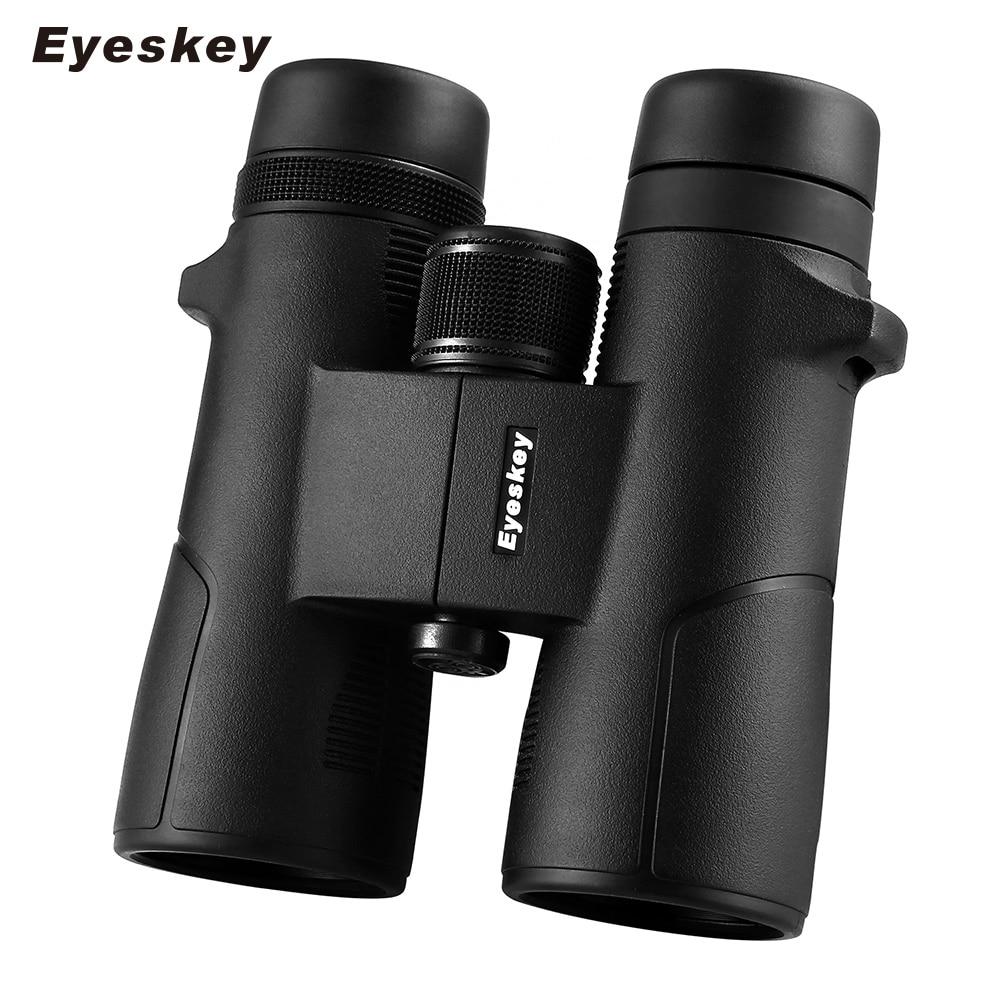 Eyeskey Powerful Binoculars 10x42 Professional Telescope High Quality Hunting binocular Long Range for Camping Lll Night Vision good quality hunting night vision 4x50 nv binocular 4x magnification night vision binocular max range 300m