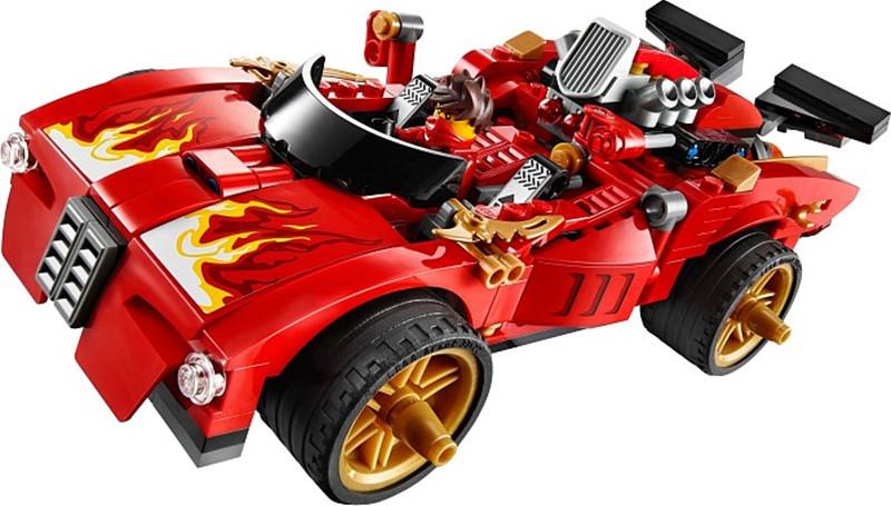 Brinquedos Figures Model Legoings 3