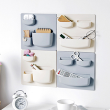 Wall Suction Cup Storage Rack For Cosmetic Toiletries Sundries Holder Household Kitchen refrigerator Bathroom Organizer