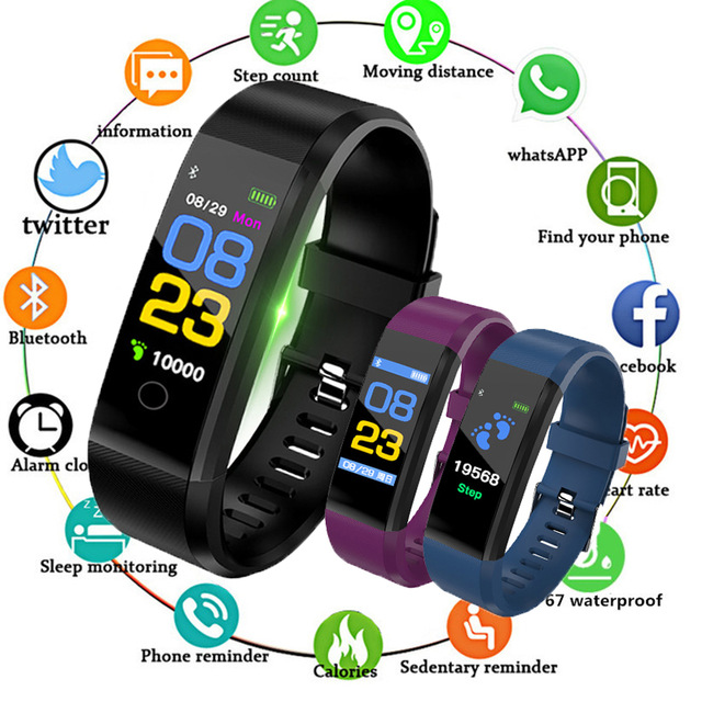 New Smart Watch Men Women Kid Heart Rate Monitor Blood Pressure Fitness Tracker Bluetooth Smartwatch Sport Watch for ios androidNew Smart Watch Men Women Kid Heart Rate Monitor Blood Pressure Fitness Tracker Bluetooth Smartwatch Sport Watch for ios android